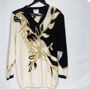 VTG CARDUCCI V-Neck Sweater